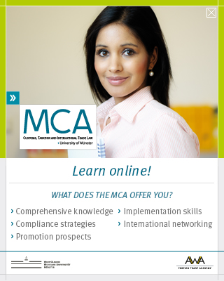 mca in customs taxation and international trade law mca - Uni Munster Master Bewerbung